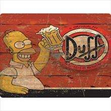 QUADRO DECORATIVO THE SIMPSONS DUFF 040X030CM – IMPERIO DECOR